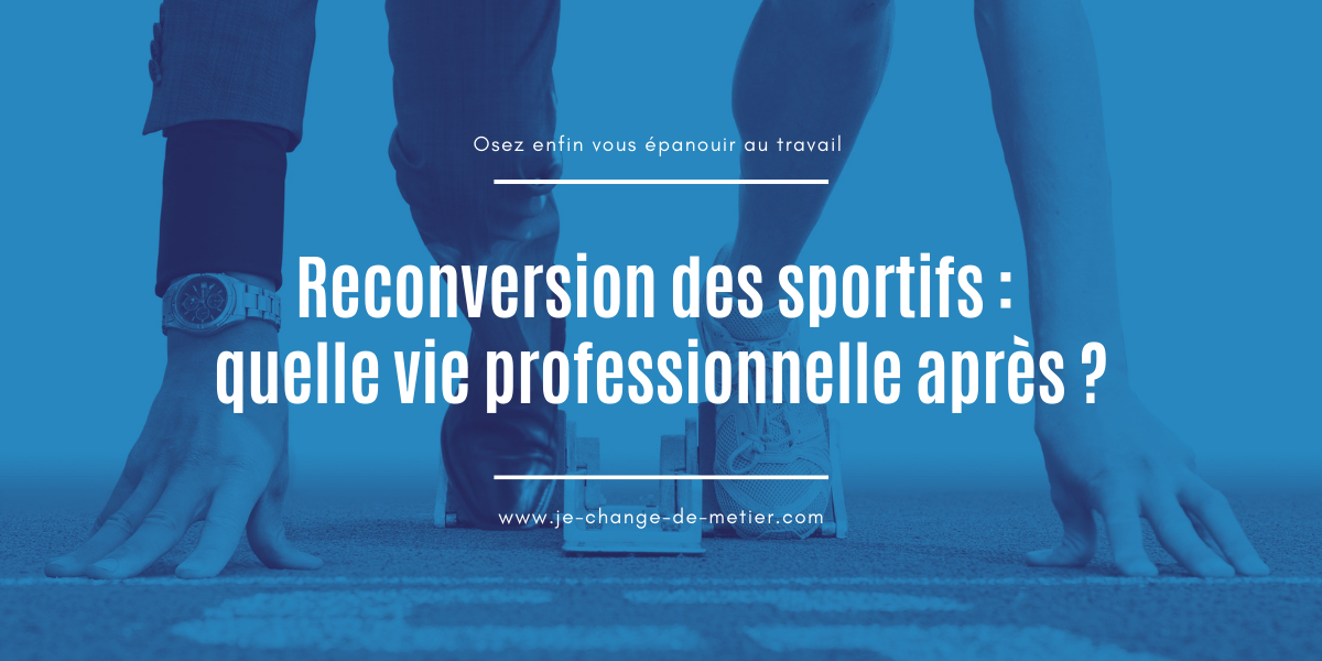 Reconversion sportifs